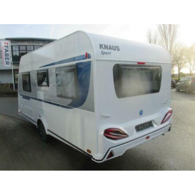 Knaus Sport Silver Selection 450 FU NIEUW MODEL 2020