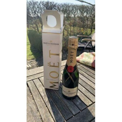 Te koop: Moet & Chandon Imperial 375ml